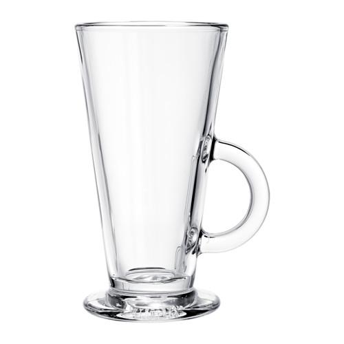 BEPRÖVAD glāze