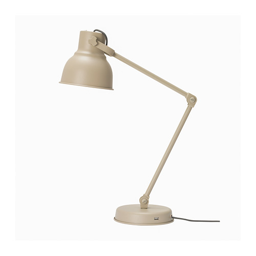 HEKTAR galda lampa