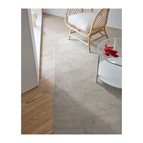SPORUP paklājs ar īsām plūksnām