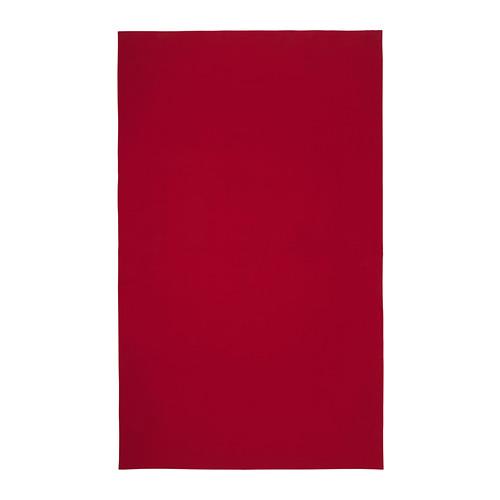 VINTER 2020 galdauts, 145x240 cm, sarkanā krāsā
