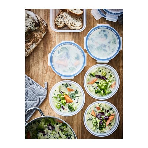 IKEA 365+ pārtikas kārba ar vāku