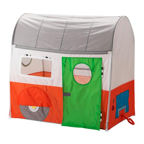 HEMMAHOS bērnu telts, 80x120 cm karavāna