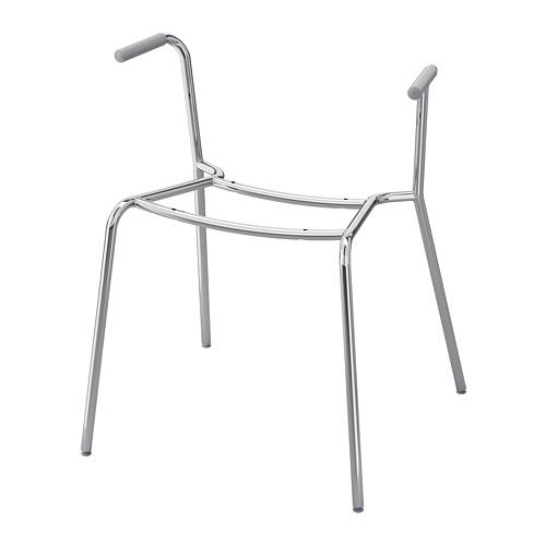 DIETMAR käetugedega tooli alusraam
