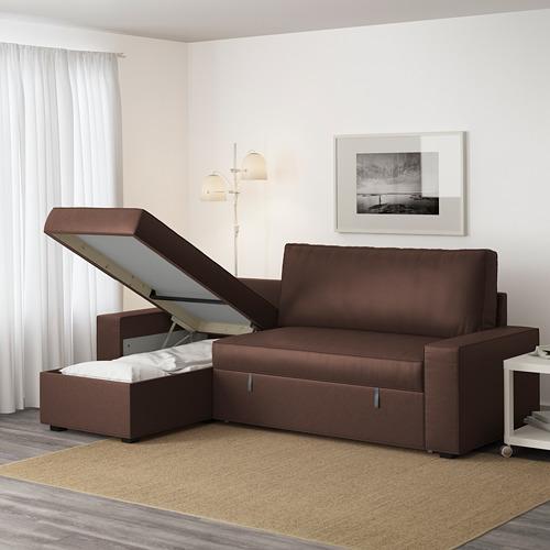 VILASUND диван-кровать с козеткой