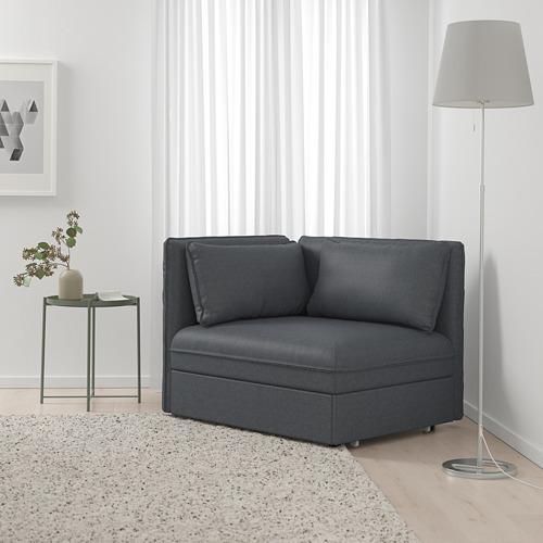 VALLENTUNA modulinė sofa-lova su atlošais
