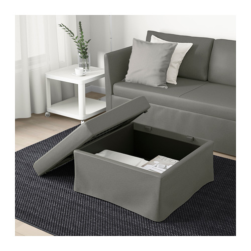 BRÅTHULT kampinė sofa-lova