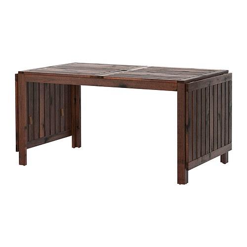 ÄPPLARÖ saliekams galds, āra
