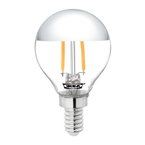 SILLBO LED lambipirn E14 140 luumenit