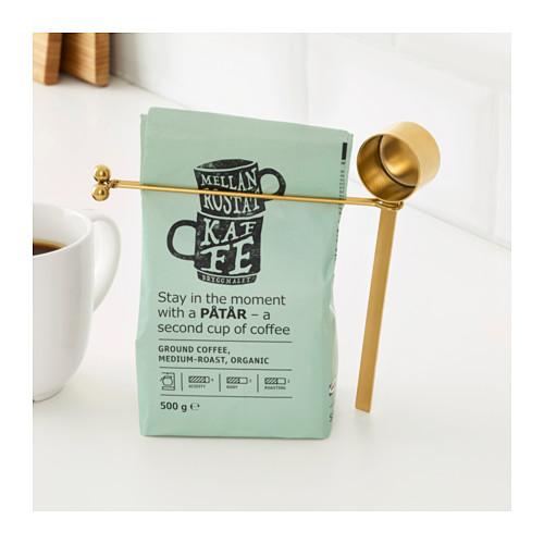 TEMPERERAD coffee measure and clip