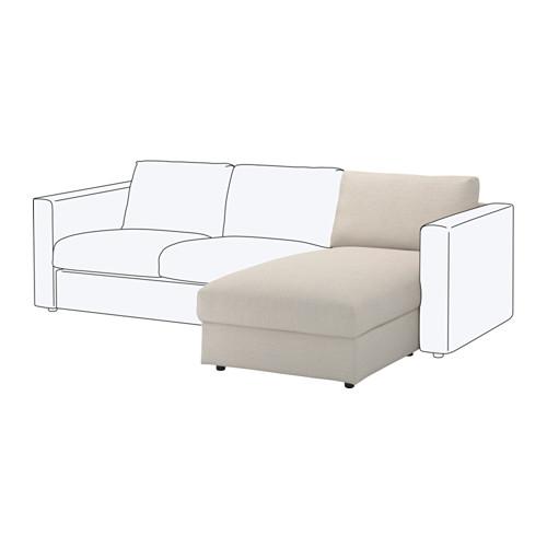 VIMLE gulimasis fotelis