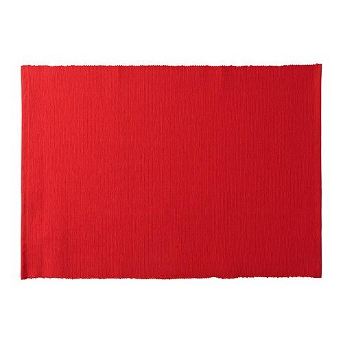 VINTER 2020 galda paliktnis, 35x45 cm, sarkans