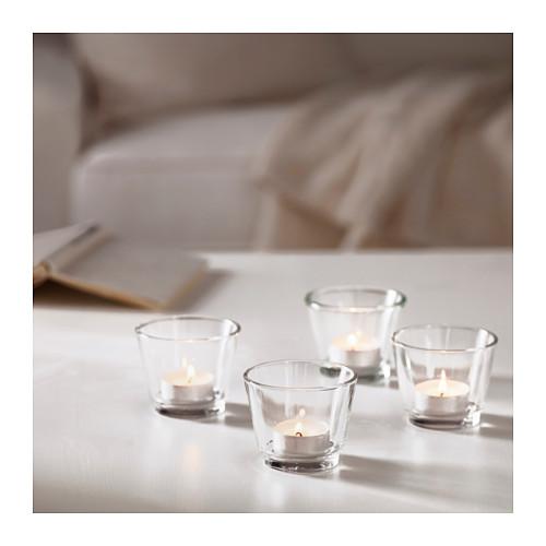 GALEJ svečturis tējas svecei
