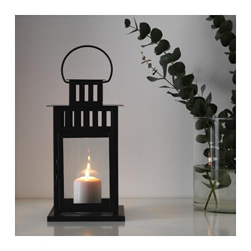 BORRBY forminės žvakės žibintas