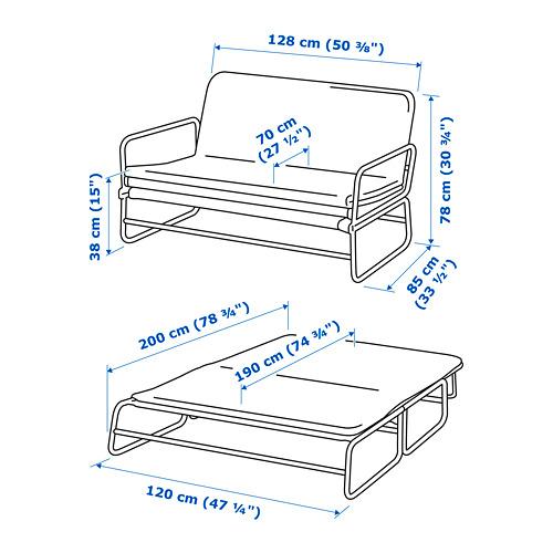 HAMMARN sofa-bed