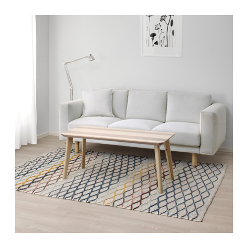 ALRUM rug, flatwoven