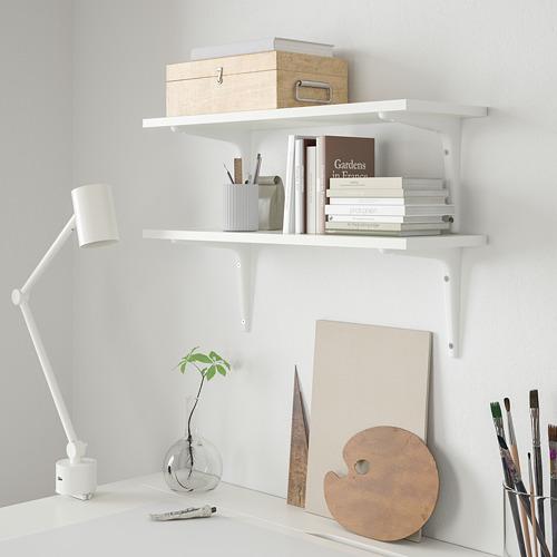 SIBBHULT/BURHULT wall shelf combination