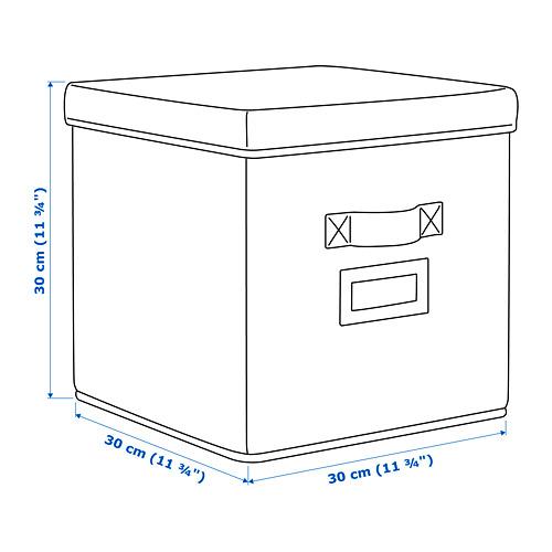 STORSTABBE kaste ar vāku