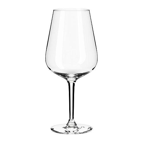 HEDERLIG raudonojo vyno taurė