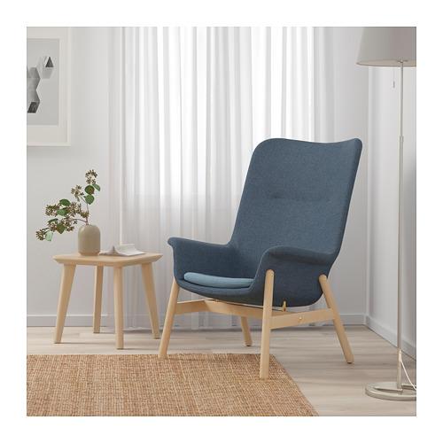 VEDBO кресло c высокой спинкой