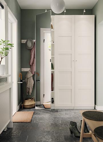 BERGSBO durys su lankstais