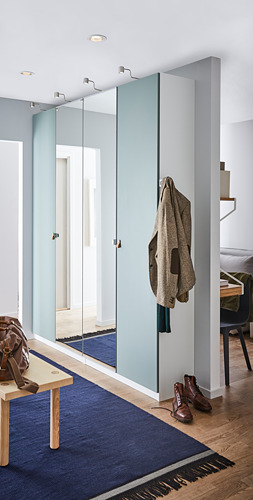 VIKEDAL durys su lankstais