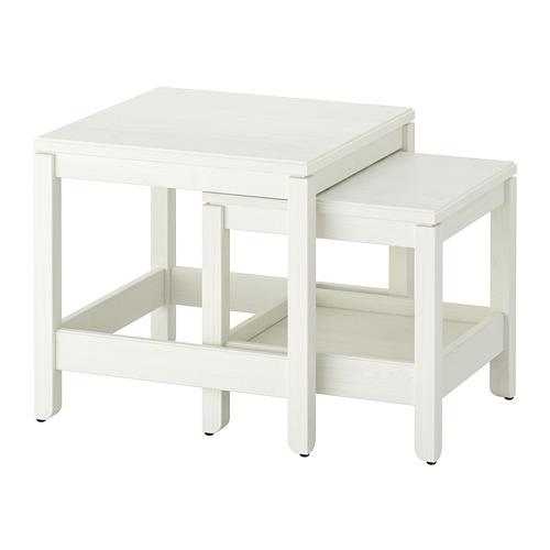 HAVSTA galdiņu komplekts, 2 gab.