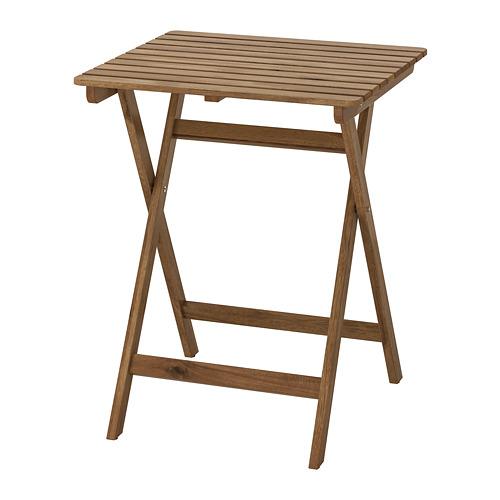 ASKHOLMEN galds, āra