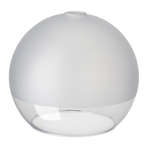 JAKOBSBYN griestu lampas abažūrs, 30 cm matēts stikls
