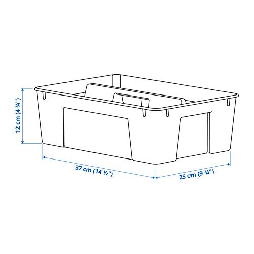 SAMLA insert for box 11/22 l