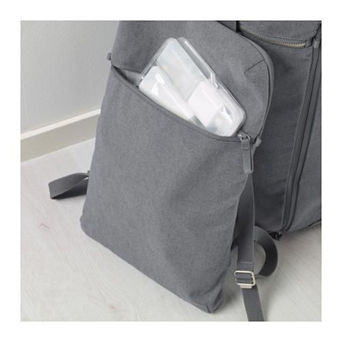FÖRENKLA krepšys su ratukais ir kuprinė
