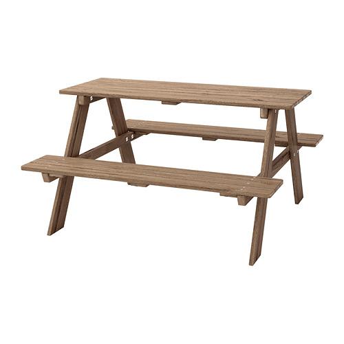 RESÖ vaikiškas iškylų stalas