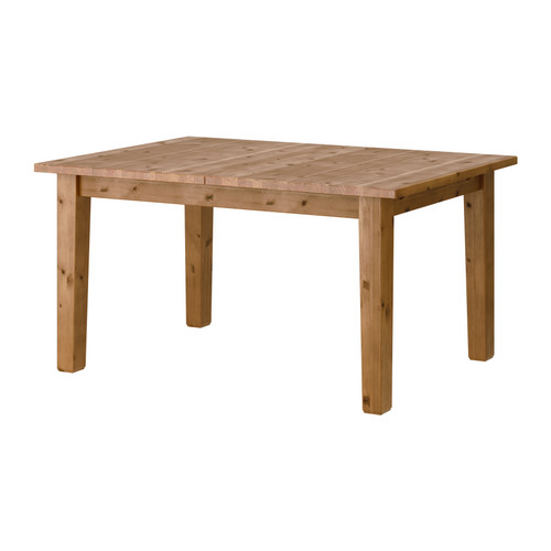 STORNÄS extendable table