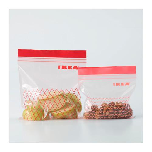 ISTAD užspaudžiamas maišelis