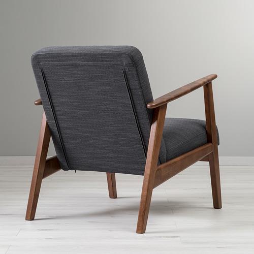 EKENÄSET atpūtas krēsls
