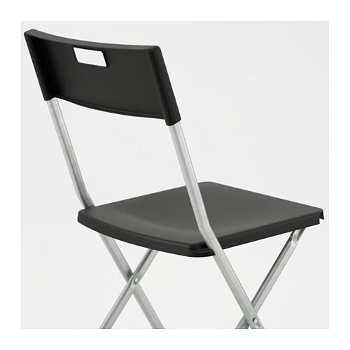 GUNDE стул складной