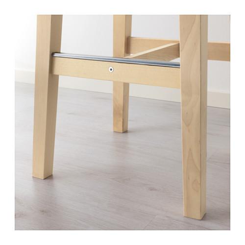 NILSOLLE bāra krēsls