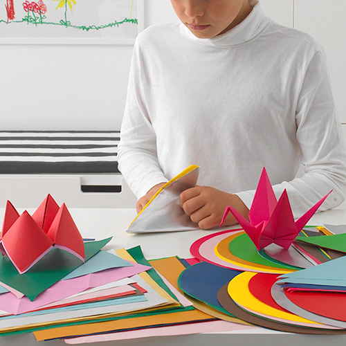 LUSTIGT origami papīrs