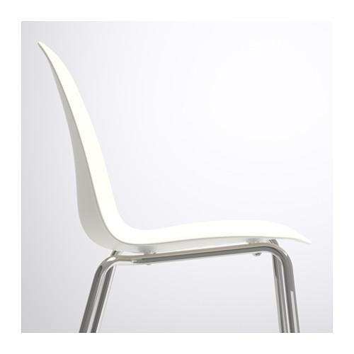 MELLTORP/LEIFARNE galds un 2 krēsli