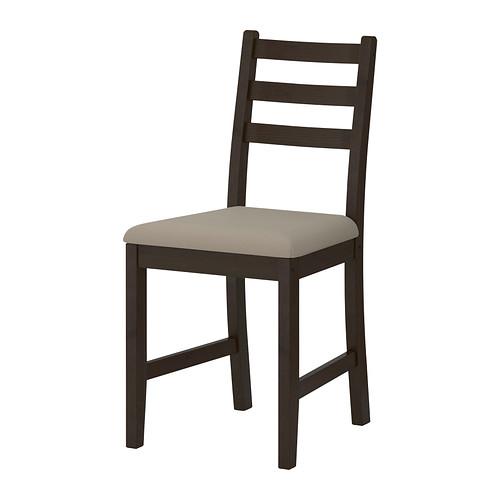 LERHAMN/GAMLARED stalas ir 2 kėdės