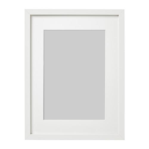 RIBBA rāmis, 30x40 cm, baltā krāsā