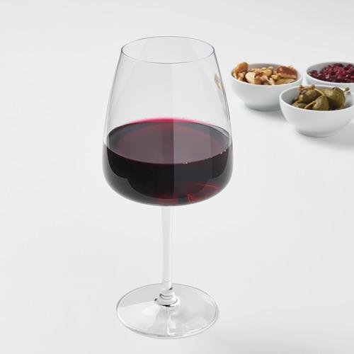 DYRGRIP raudonojo vyno taurė