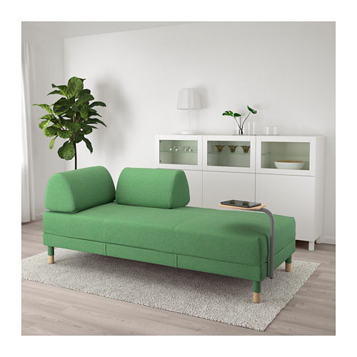 FLOTTEBO sofa-lova ir staliukas