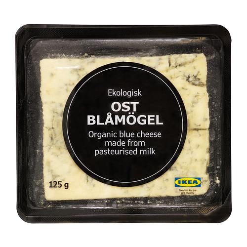 OST BLÅMÖGEL mėlynasis sūris