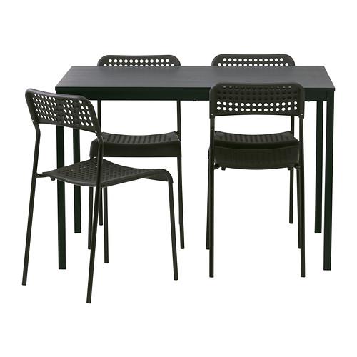 TÄRENDÖ/ADDE galds un 4 krēsli