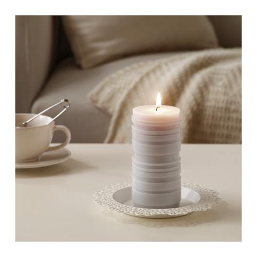FRISKHET smaržīgā svece