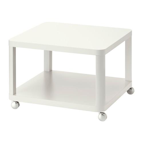 TINGBY galds ar ritenīšiem