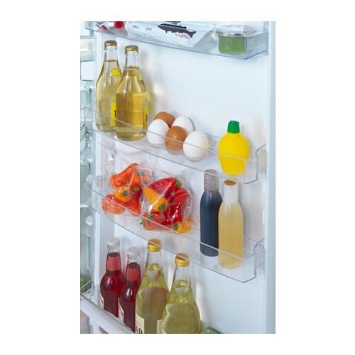 FÖRKYLD iebūvējams ledusskapis ar saldētavu