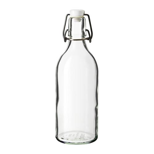 KORKEN pudele ar aizbāzni