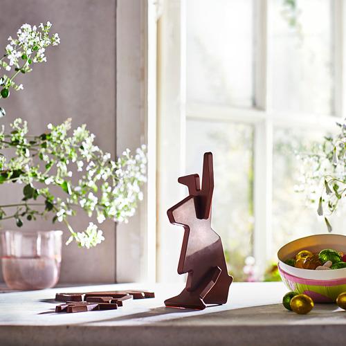 VÅRKÄNSLA piena šokolādes zaķis