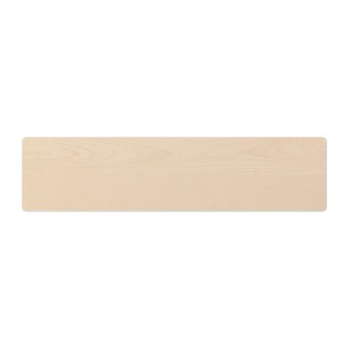 SMÅSTAD, sahtli esipaneel, 60x15 cm